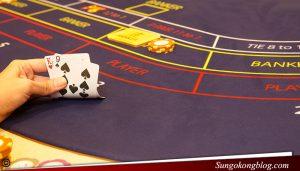 SBOBET Casino Permainan Baccarat
