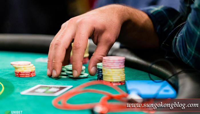sungokongblog Fungsi Raise Dan Fold Dalam Permainan Poker