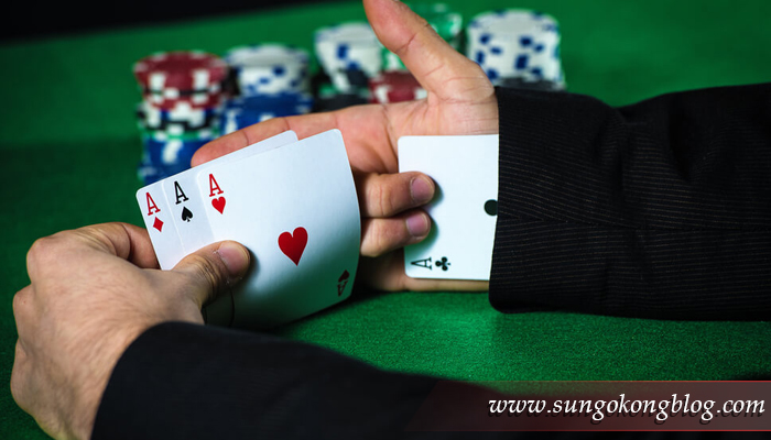 sungokongblog Kecurangan Dalam Bermain Poker