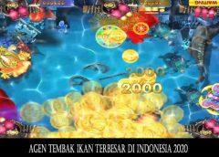 Agen Tembak Ikan Terbesar di Indonesia 2020