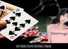 IDN Poker Online Indonesia Terbaik