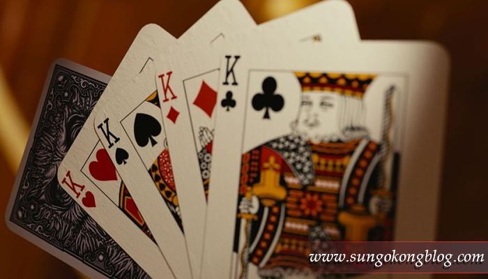 sungokongblog Arti Keempat Raja Dalam Kartu Poker