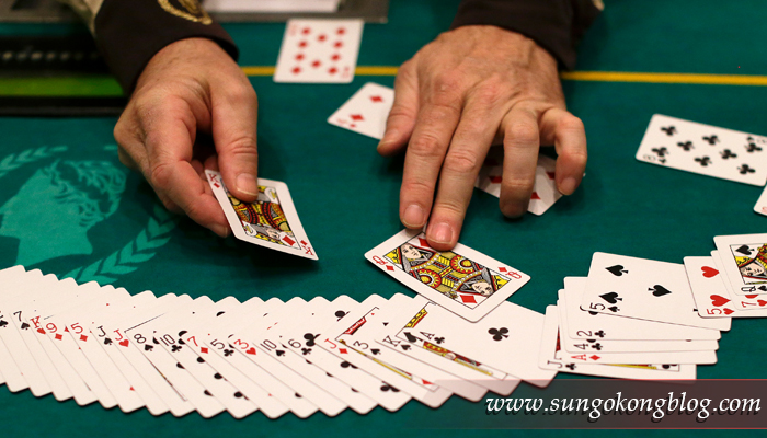 sungokongblog Rahasia Dibalik Kartu Poker