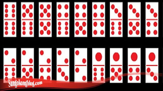 Urutan Mengenai Poin Domino